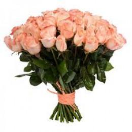 Букет 31 роза (пример-розы Ангажамент) 40см