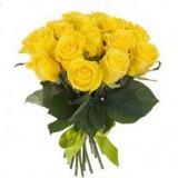 Букет 15 роз (пример-розы Илиос)